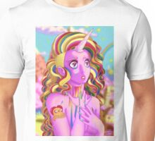 L A D Y • R A I N I C O R N Unisex T-Shirt