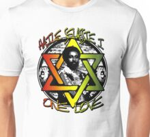 HAILE SELASSIE I - Rasta, Reggae and ONE LOVE!!! Unisex T-Shirt