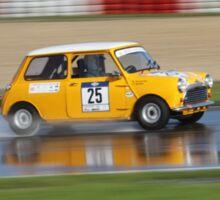 Mini Racing Sticker