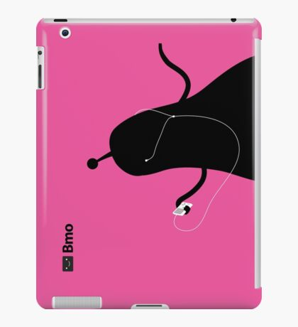 Adventure Time Bmo's Campaign (Apple iPod Parody). Bubblegum Princess Version. iPad Case/Skin
