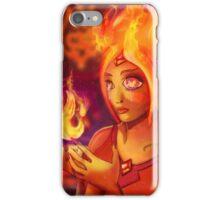 F L A M E • P R I N C E S S iPhone Case/Skin
