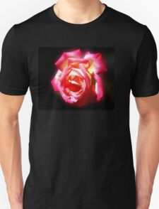 Early Autumn Rose Unisex T-Shirt