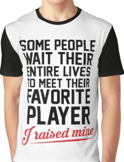 My Favorite Player Graphic T-Shirt