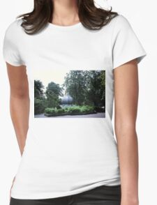 Garden for the Blind Womens Fitted T-Shirt