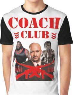 SSW Coach Club  Graphic T-Shirt