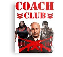 SSW Coach Club  Metal Print