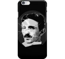 Tesla - Serbian God of Thunder iPhone Case/Skin