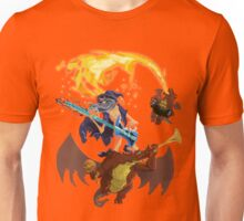 Rock into Mordor Unisex T-Shirt