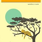 VISIT RWANDA by JazzberryBlue