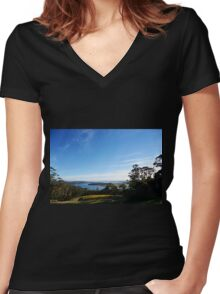 Brady, you do look Fine Women's Fitted V-Neck T-Shirt