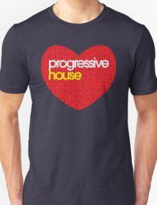 Progressive House Music Unisex T-Shirt
