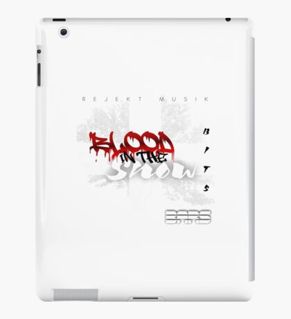 Blood In The Snow iPad Case/Skin