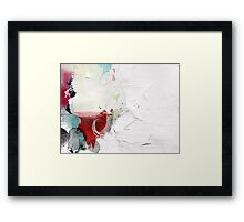 Untitled 2 Abstract Contemporary Framed Print