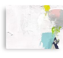Untitled 3 Abstract Contemporary Canvas Print