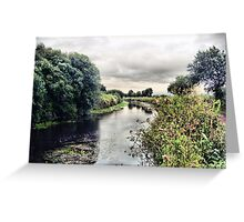 Grand Western Canal Greeting Card