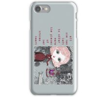 All She Had Left to Offer iPhone Case/Skin