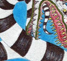 Sandworm  Sticker