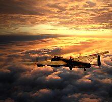 Lancaster Solitude by J Biggadike