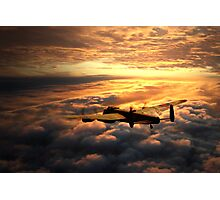 Lancaster Solitude Photographic Print