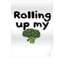 Broccoli DRAM Lil Yachty Poster