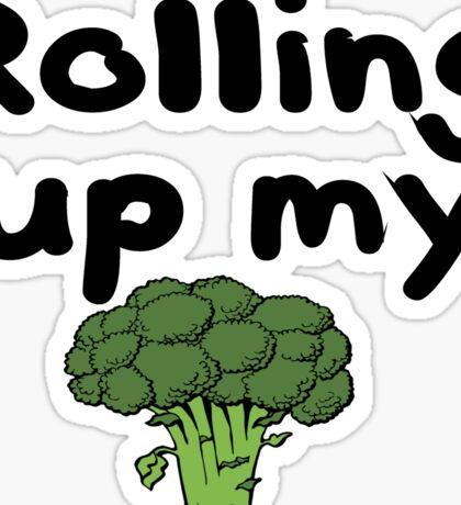 Broccoli DRAM Lil Yachty Sticker