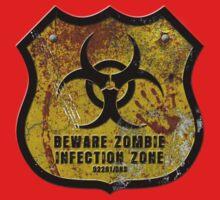 Warning Shield by David Shires