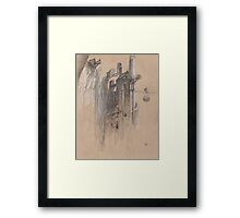 The Devil's Thumb Recreational and Industrial Park Framed Print