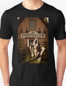 The Wild Weeded West Unisex T-Shirt