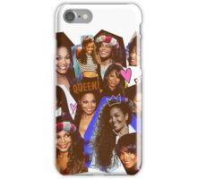 Queen Collage iPhone Case/Skin