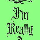 I'm Really a Mermaid by David Ayala