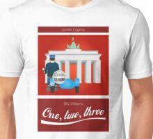 One, Two, Three Unisex T-Shirt
