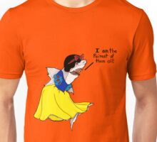 Great (Snow) White Shark Unisex T-Shirt