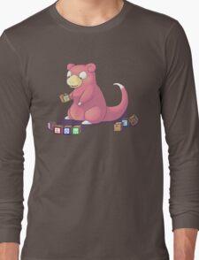 Pokemon Slowpoke Long Sleeve T-Shirt