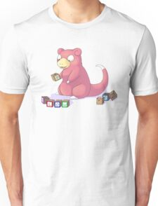 Pokemon Slowpoke Unisex T-Shirt