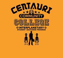 Geek Sci-Fi Alien Community College Student Exchange Unisex T-Shirt