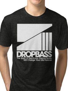 DropBass Logo (New) Tri-blend T-Shirt