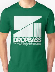 DropBass Logo (New) Unisex T-Shirt