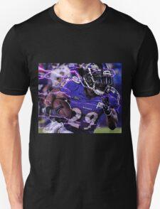 Justin Forsett Baltimore Ravens Unisex T-Shirt