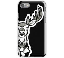 Wide Eyed Deer iPhone Case/Skin