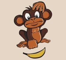 Confused monkey T-Shirt