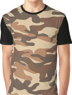 Military camouflage pattern 7 Graphic T-Shirt