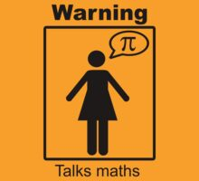 Warning: Talks maths (skirt) by sqbr