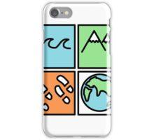 Mediocre Travelers 2 iPhone Case/Skin