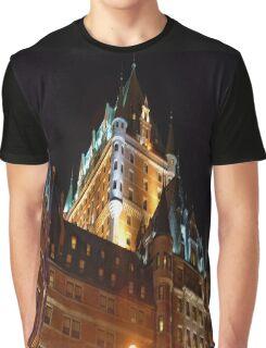 Fairmont Chateau Frontenac - Quebec 2008 Graphic T-Shirt