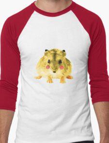 Realistic Pikachu Men's Baseball ¾ T-Shirt