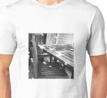 Wood Work Unisex T-Shirt
