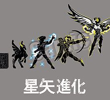 Seiya Evolution by Samiel