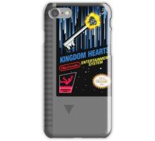 Kingdom Hearts NES Cartridge iPhone Case/Skin