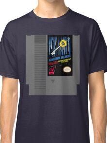 Kingdom Hearts NES Cartridge Classic T-Shirt