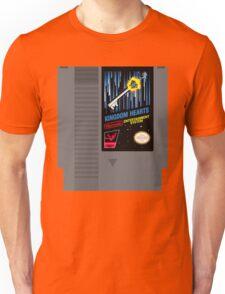 Kingdom Hearts NES Cartridge Unisex T-Shirt